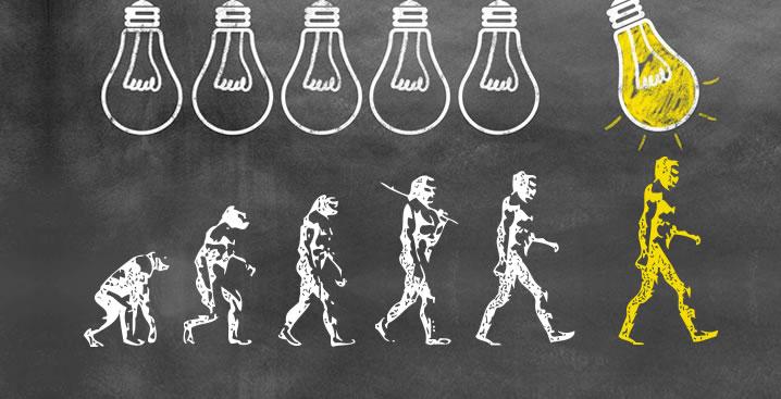 Inovar para sobreviver